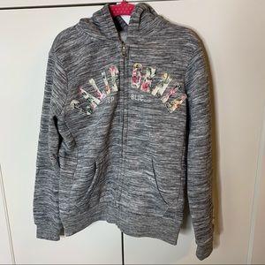 Reflex Kids' California Zippered Hoodie Sweatshirt